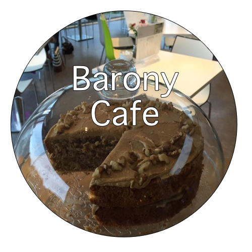 Barony Cafe at Craft Town Scotland