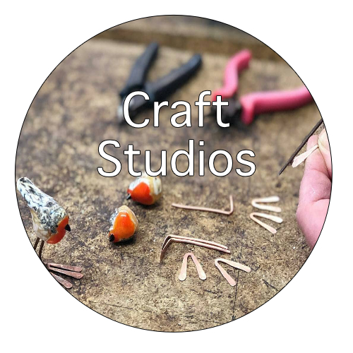 Craft Studios at Craft Town Scotland