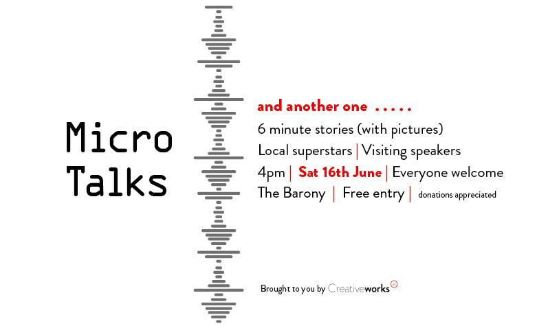 microtalks 16th june
