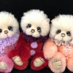 3 Bears by Madabout Bears