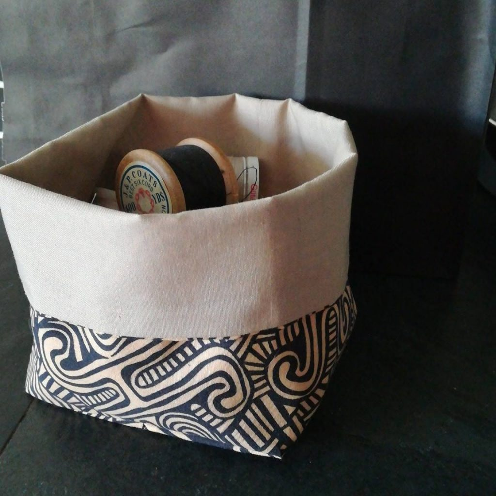 Micromakers Fabric Baskets