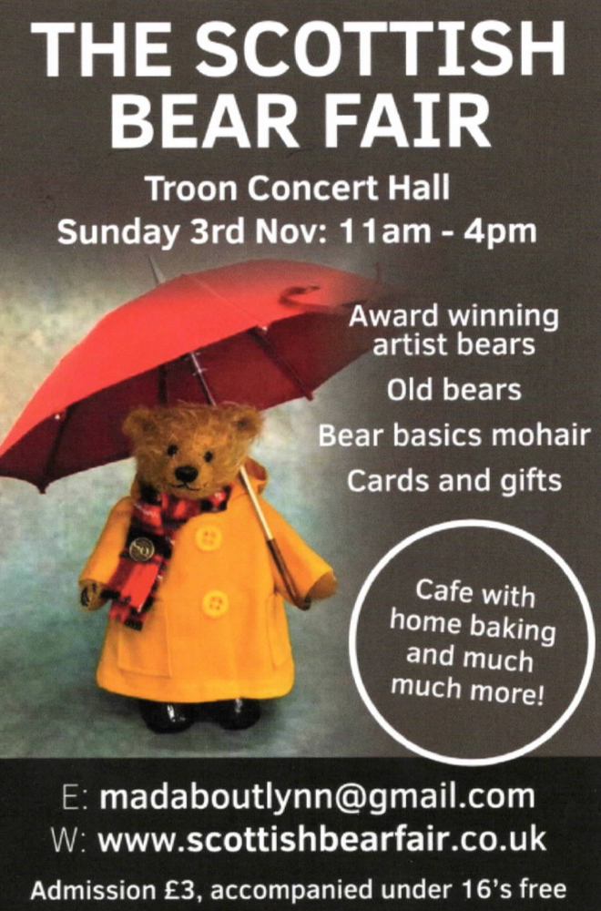 The Scottish Bear Fair