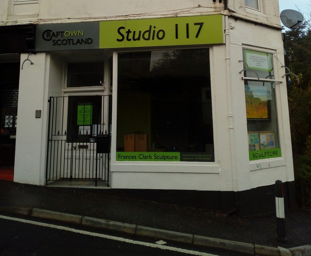 Studio 117 Craft Town Scotland