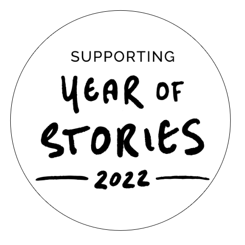 Supporting Year of Stories 2022