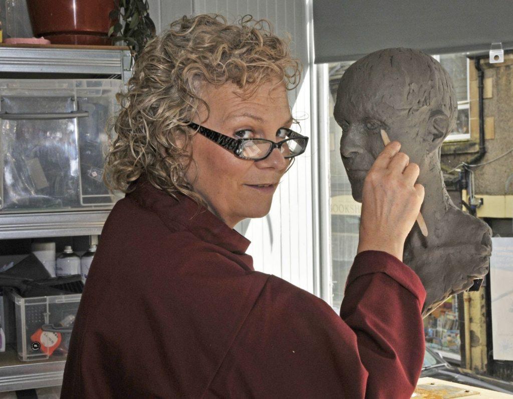 Frances Clarke Sculpture