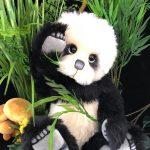 Panda by Madabout Bears
