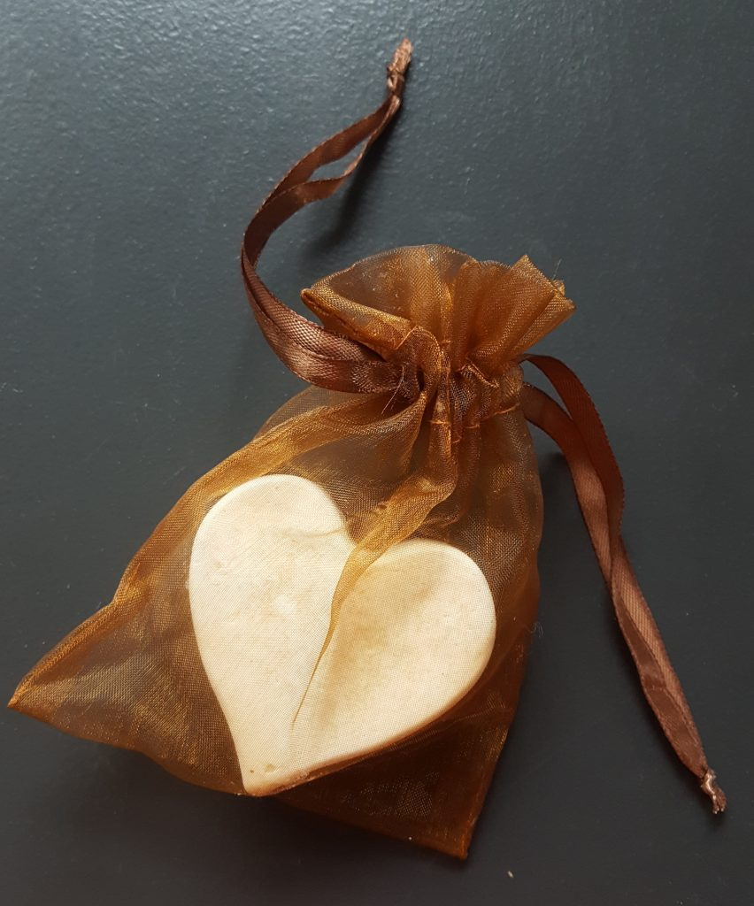 handmade lavender and honey soap