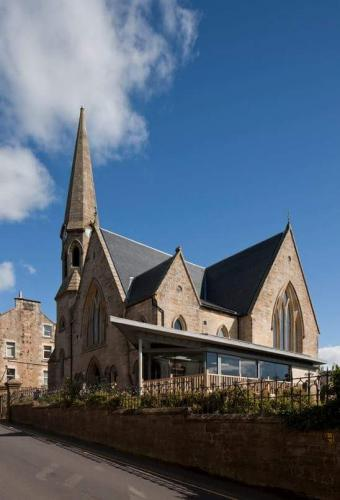 The Barony Centre at Craft Town Scotland